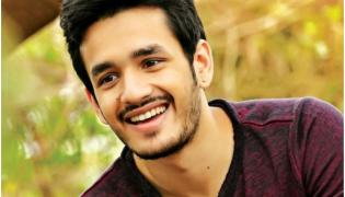Akhil Movie Shooting Started By Director Bommarillu Bhaskar - Sakshi