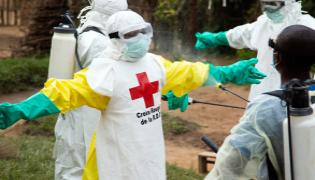 WHO Announced Ebola Emergency Worldwide - Sakshi