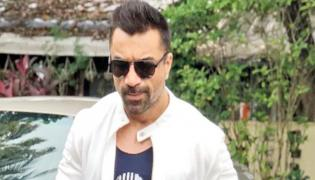 Actor Ajaz Khan Arrested For Posting Objectionable Videos In Social Media - Sakshi