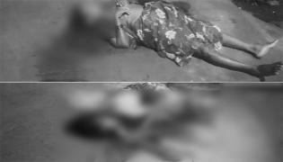 Man Brutally Hacks Wife And Mother In Law In West Godavari - Sakshi