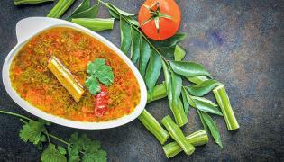 Drumstick Food Varieties Special Story - Sakshi