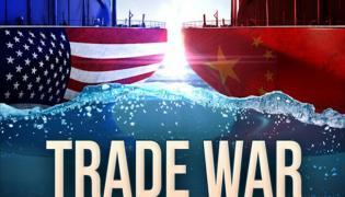 China Economic Slowdown With Trade War - Sakshi