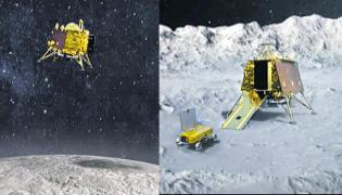 Chandrayaan 2 launches successfully - Sakshi
