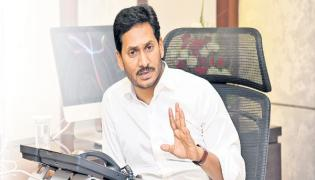 CM Jagan Strict directions to Collectors, SPs Over Spandana Program