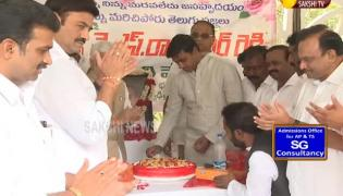 ysr birthday celebrations in delhi