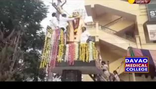 ysr birthday celebrations in kovvur