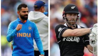 India vs New Zealand Semifinal