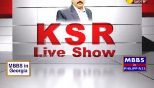 KSR Live Show on Flood Water