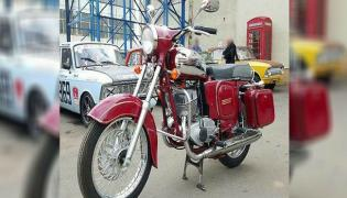 This VINTAGE  Yezdi motorcycle is all set to make a comeback - Sakshi