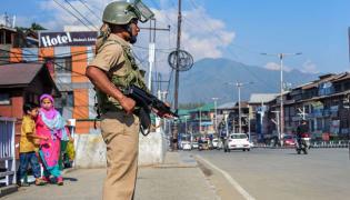 Chidambaram Said Internet Shut Down House Arrests The New Normal in Kashmir  - Sakshi