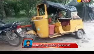 Road Accident in Bowenpally