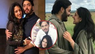 Picture Of Anant Ambani And Radhika Merchant Is Going Viral - Sakshi