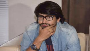 Tollywood Actor Raj Tarun Car Met Accident He Escaped From It - Sakshi