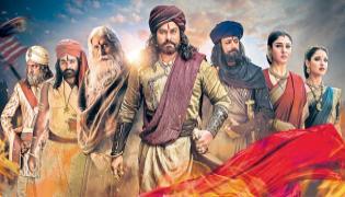 Sye Raa Narasimha Reddy teaser launch - Sakshi