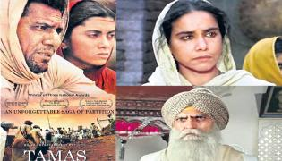 Tamas Special Tv Serial on Country Partition - Sakshi