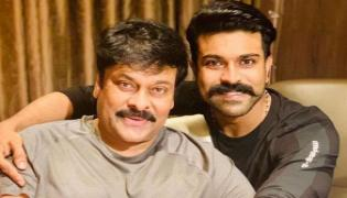 Ram Charan BirthDay Wishes For His Father Chiranjeevi - Sakshi