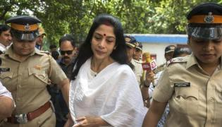 Congress Alleges CBI Trusted Indrani Mukerjea Charged With Killing Daughter Not Chidambaram   - Sakshi