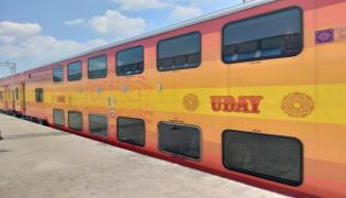 Uday Double Decker Rail Will Runs From 27th August - Sakshi