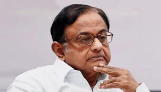 Article About Chidambaram Arrest By CBI For INX Media Case  - Sakshi