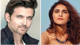 Hrithik Roshan Wishes War Co-Star Vaani Kapoor On Her Birthday - Sakshi