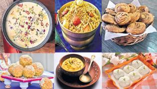 Sri Krishnashtami Special Food - Sakshi
