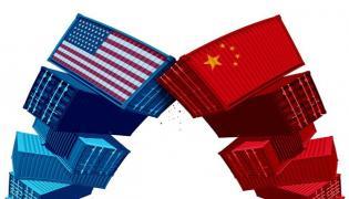 America And China Tariff War - Sakshi