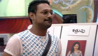 Bigg Boss 3 Telugu Varun Sandesh Selected Vithika As Enemy - Sakshi