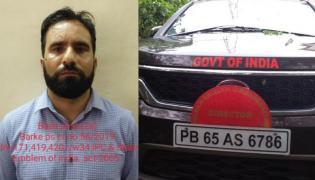 Kashmiri Man posing As WHO Director Dupes Many - Sakshi