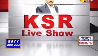 KSR Live Show on 144 Section In Jammu Kashmir