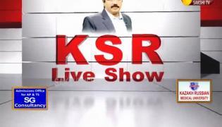 KSR Live Show on Article 370