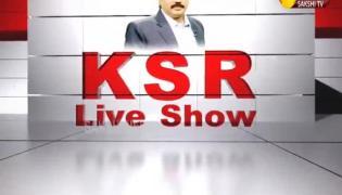 KSR Live Show on Sushma Swaraj Death