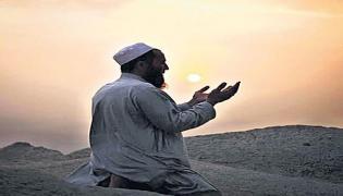 Islamic Devotional Message From Muhammad Usman Khan In Family - Sakshi
