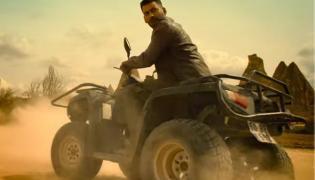 Vishal Action Movie Teaser Released - Sakshi