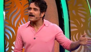 Bigg Boss 3 Telugu: Nagarjuna Fires On Srimukhi And Punarnavi - Sakshi