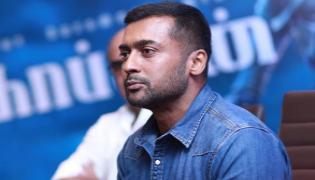 Hero Suriya's Request To Fans - Sakshi