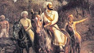 Chhatrapati Shivaji is Returning to His kingdom After The Invasion of Agra - Sakshi