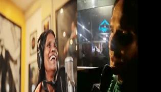 Lucknow Uber Cab Driver Reminds Ranu Mondal With His Singing Talent - Sakshi