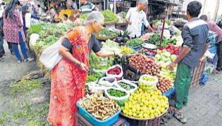 August Wholesale Inflation Remains Unchanged from July - Sakshi