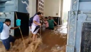 Heavy Rains In Rayalaseema - Sakshi