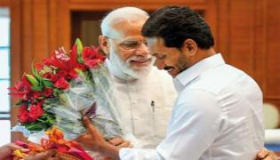Narendra Modi Retweet To YS Jagan For Birthday Wishes - Sakshi