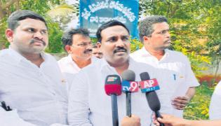 Kancheti Sai Babu complained to police about Kodela Death - Sakshi
