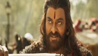 Sye Raa Narasimha reddy Trailer Out - Sakshi