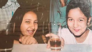 Alia Bhatt Shares Adorable Pic On Akansha Ranjan Kapoor Birthday - Sakshi