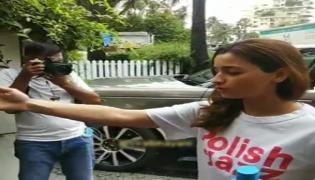 Alia Bhatt Really Misbehave With Her Bodyguard, Viral Video - Sakshi