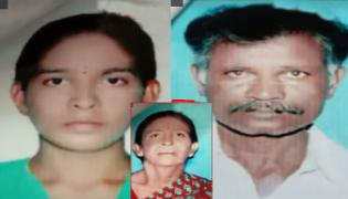 Family Commits Suicide By Jumping Into Kundu River  - Sakshi