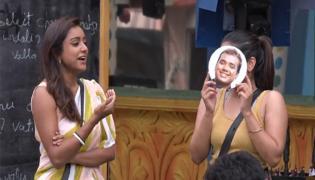 Bigg Boss 3 Telugu Punarnavi Reveals Her Relationship With Rahul - Sakshi