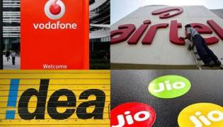 Vodafone Idea the Largest Telecom Operator in India  as of July-TRAI - Sakshi