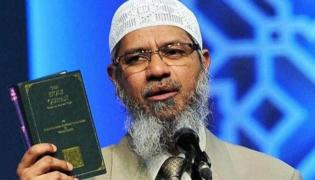 PMLA Court Issues Fresh Non Bailable Warrant Against Zakir Naik - Sakshi