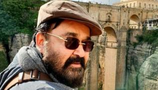 Charge sheet filed against actor Mohanlal in elephant tusk case - Sakshi