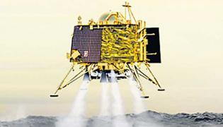 NASA fails to locate Vikram lander due to long shadows over landing site - Sakshi